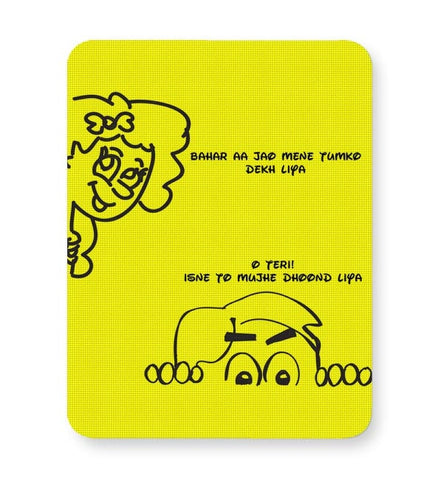 Comic Mousepad Online India