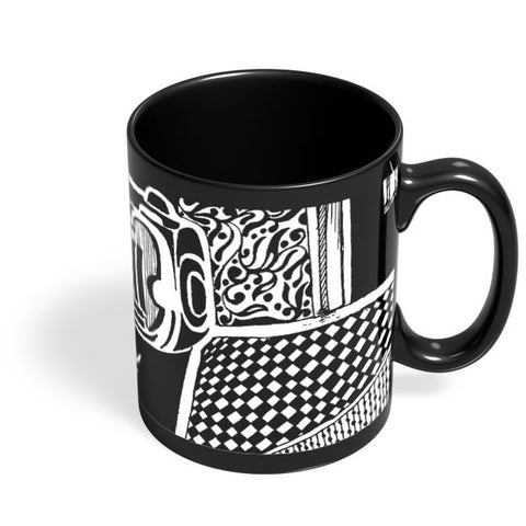 Photography Black Coffee Mug Online India