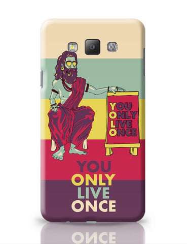 Yolo Samsung Galaxy A7 Covers Cases Online India