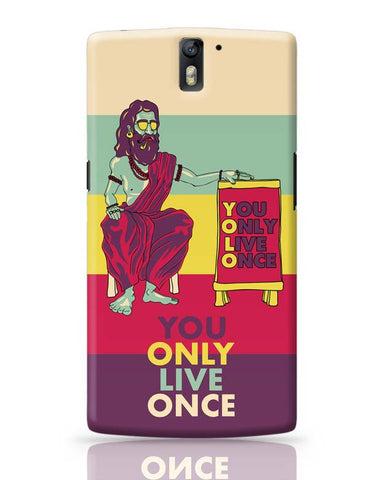 Yolo OnePlus One Covers Cases Online India