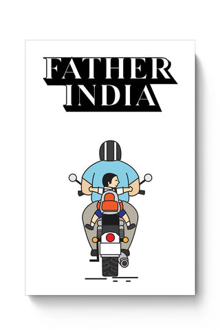 Father India Poster Online India