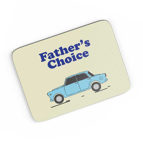 Father's car A4 Mousepad Online India
