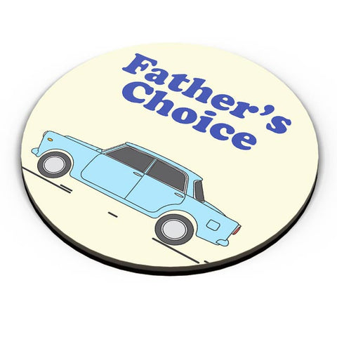 Father's car Fridge Magnet Online India
