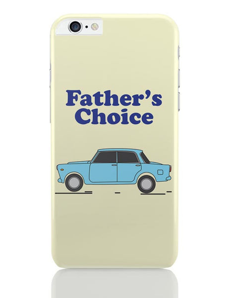 Father's car iPhone 6 Plus / 6S Plus Covers Cases Online India