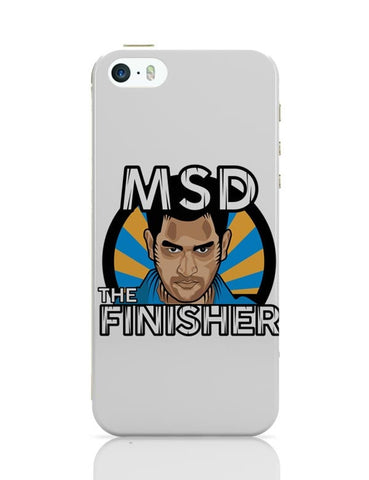 Dhoni iPhone 5/5S Covers Cases Online India