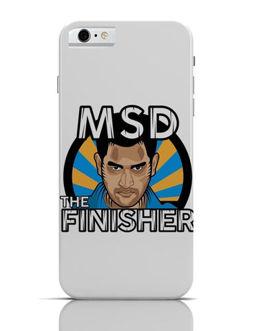 Dhoni iPhone 6 / 6S Covers Cases