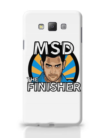Dhoni Samsung Galaxy A7 Covers Cases Online India