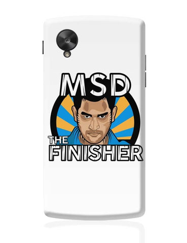 Dhoni Google Nexus 5 Covers Cases Online India