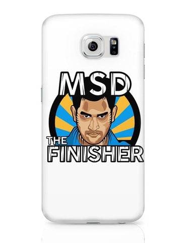 Dhoni Samsung Galaxy S6 Covers Cases Online India