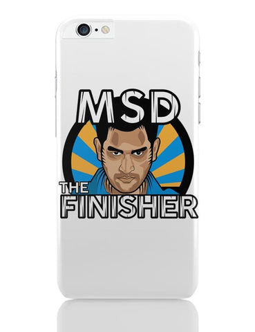 Dhoni iPhone 6 Plus / 6S Plus Covers Cases Online India