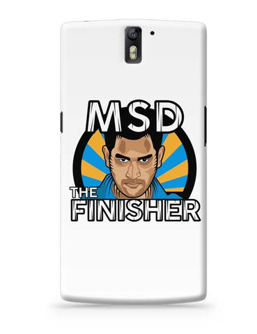 Dhoni OnePlus One Covers Cases Online India
