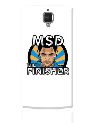 Dhoni OnePlus 3 Cover Online India