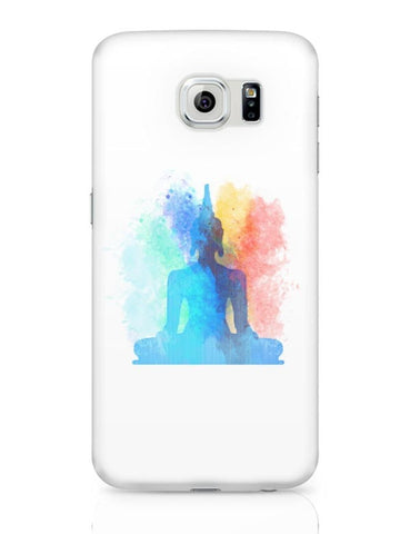 Samsung Galaxy S6 Covers | Buddha Art Samsung Galaxy S6 Case Covers Online India