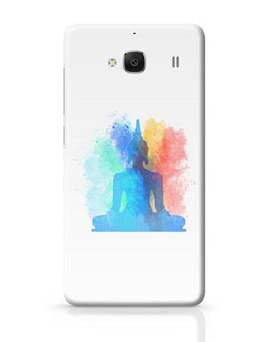 Buddha Art Redmi 2 / Redmi 2 Prime Covers Cases Online India