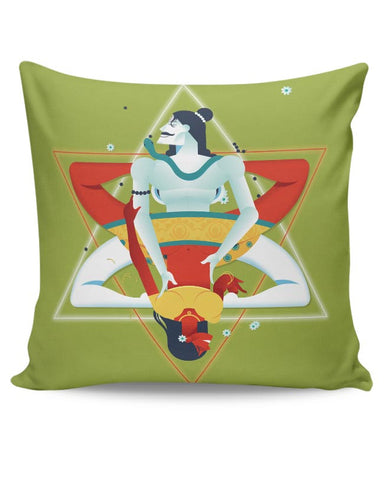 Shiva Shakthi Cushion Cover Online India