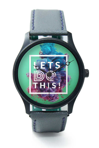 Wrist Watches India | Lets Do This!  Premium Wrist Watch  Online India.