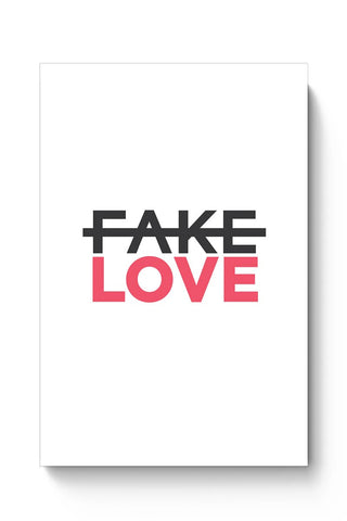No Fake Love Poster Online India
