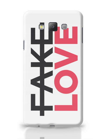 No Fake Love Samsung Galaxy A7 Covers Cases Online India