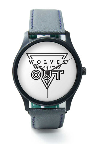 Wrist Watches India | Wolves Are Out!  Premium Wrist Watch  Online India.