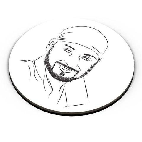 PosterGuy | Harbhajan Singh Fridge Magnet Online India by A Square Creatives