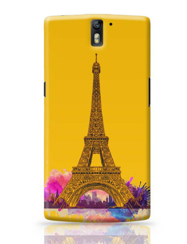 Paris OnePlus One Covers Cases Online India