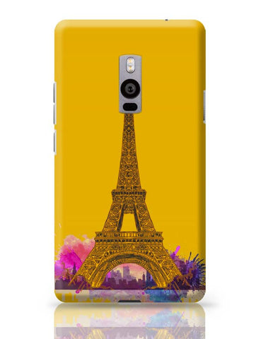 Paris OnePlus Two Covers Cases Online India