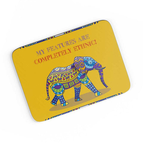 Ethnic Elephant A4 Mousepad Online India