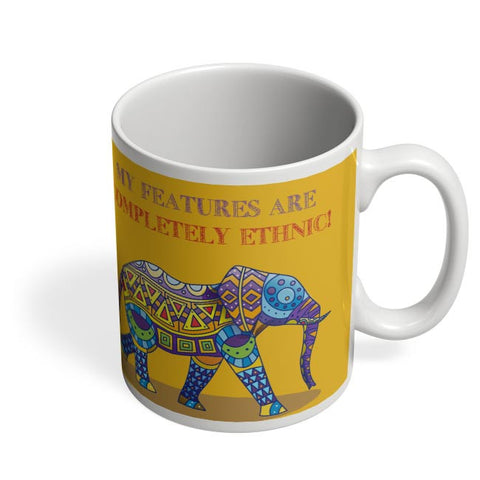 Ethnic Elephant Coffee Mug Online India