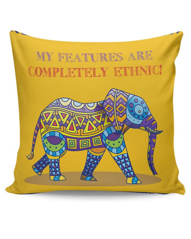 Ethnic Elephant Cushion Cover Online India