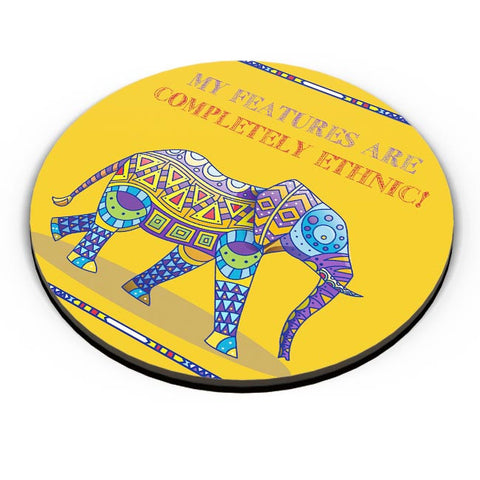 Ethnic Elephant Fridge Magnet Online India