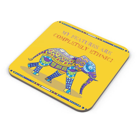 Ethnic Elephant Coaster Online India