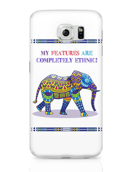 Ethnic Elephant Samsung Galaxy S6 Covers Cases Online India