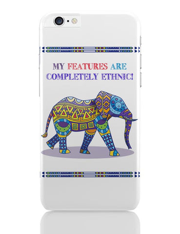 Ethnic Elephant iPhone 6 Plus / 6S Plus Covers Cases Online India