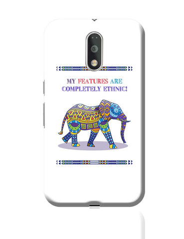 Ethnic Elephant Moto G4 Plus Online India