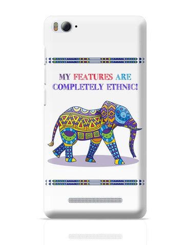 Ethnic Elephant Xiaomi Mi 4i Covers Cases Online India