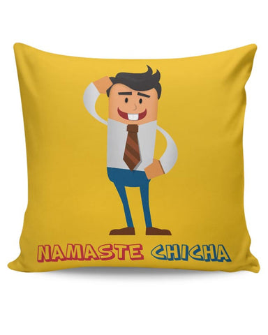 Namaste Chicha Cushion Cover Online India
