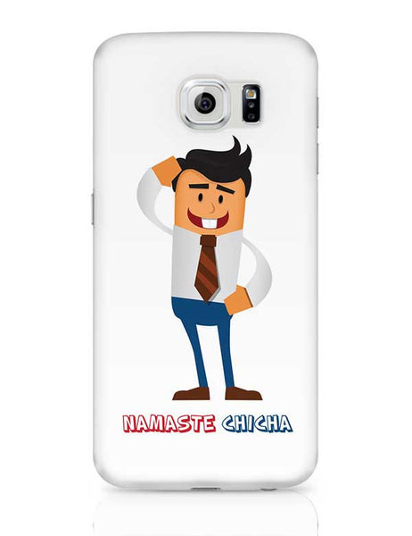 Namaste Chicha Samsung Galaxy S6 Covers Cases Online India