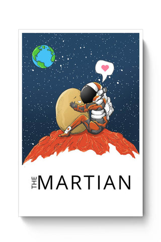 The Martian Poster Online India