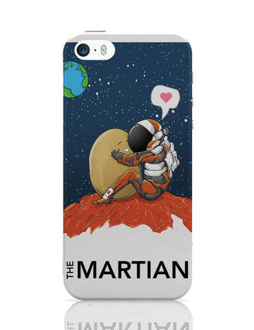 iPhone 5 / 5S Cases & Covers | The Martian iPhone 5 / 5S Case Cover Online India