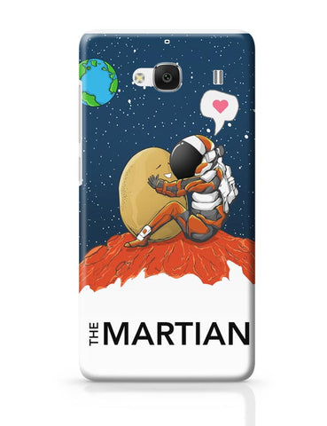 Xiaomi Redmi 2 / Redmi 2 Prime Cover| The Martian Redmi 2 / Redmi 2 Prime Case Cover Online India