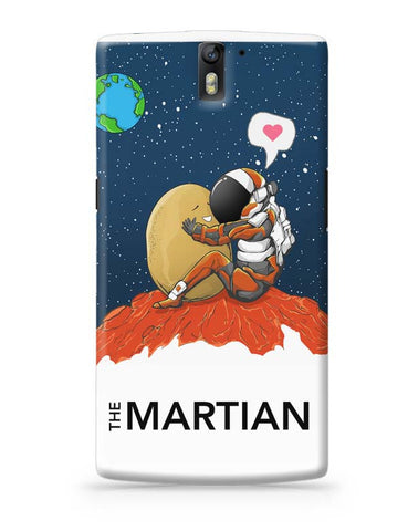 OnePlus One Covers | The Martian OnePlus One Case Cover Online India