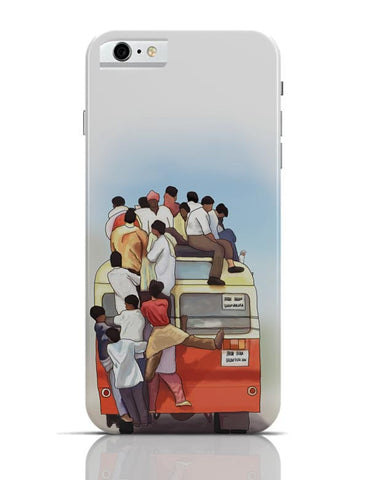 Crowded Bus iPhone 6 / 6S Covers Cases