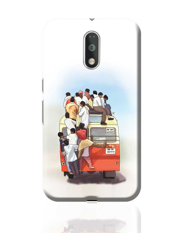 Crowded Bus Moto G4 Plus Online India