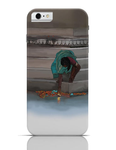 Morning Puja In India iPhone 6 / 6S Covers Cases