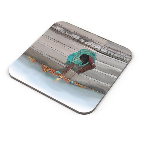 Morning Puja In India Coaster Online India