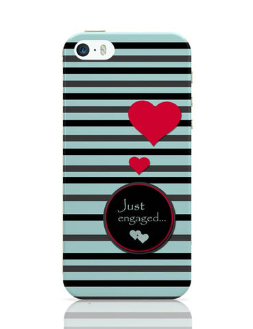 Just Engaged iPhone Covers Cases Online India