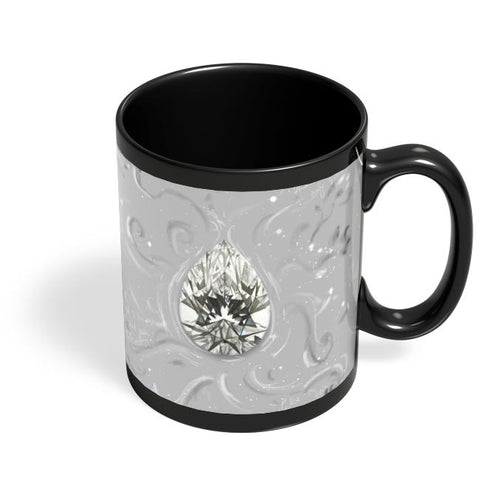 Diamond Black Coffee Mug Online India