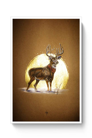 Buy The Ready Reindeer Poster