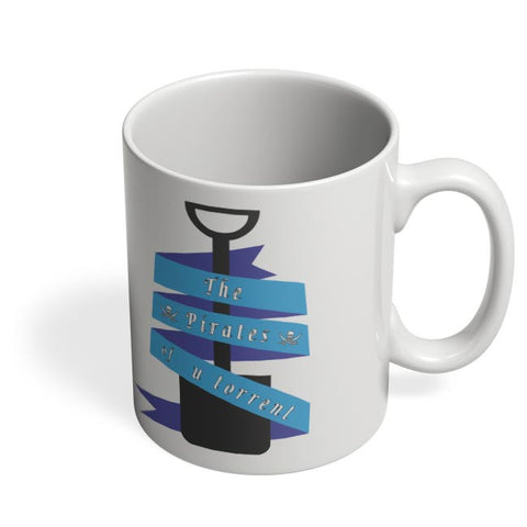 The Pirates Of Utorrent Coffee Mug Online India