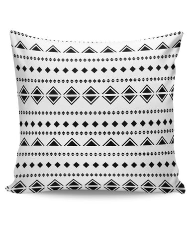 Abstract Shape Pattern Cushion Cover Online India